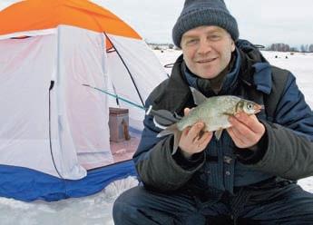 где ловить рыбу на яузском водохранилище