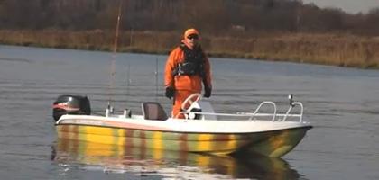 комплектация лодки nissamaran