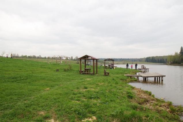 где ловят рыбу по ярославскому шоссе