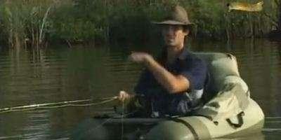 Рыбалка на озере Шлено и Вельё
