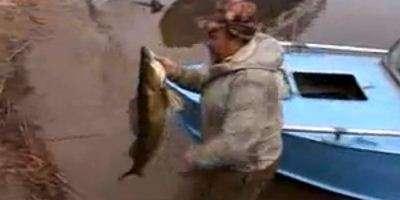 Рыбалка в Саратове. Весна