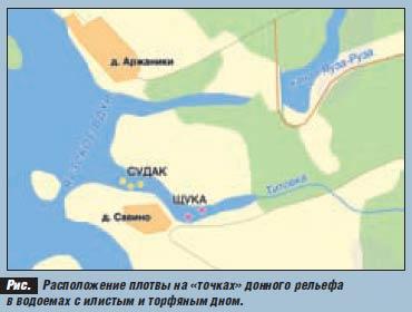 рыболовная база дача савино